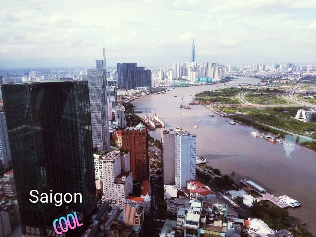 9. hét Vietnámban – Saigonfelülről