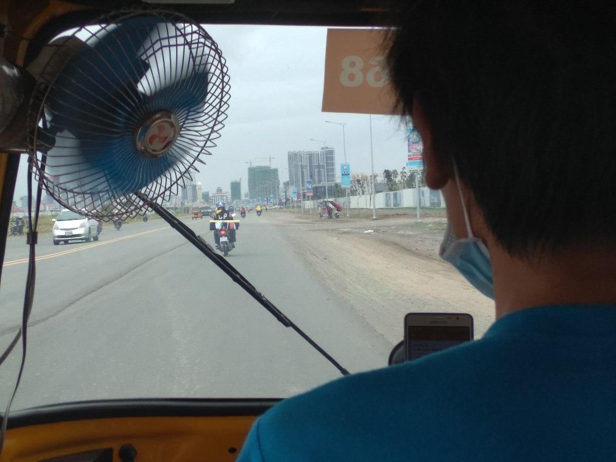 Üdv Kambodzsában