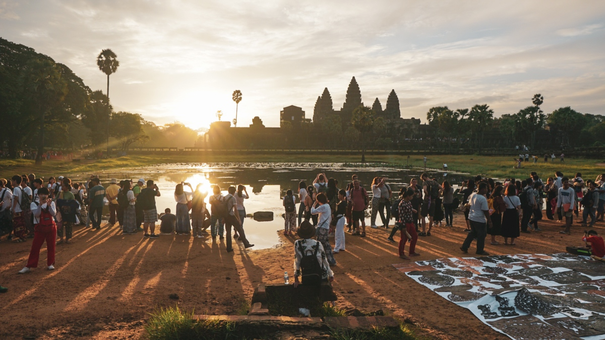 Kambodzsától Prágáig