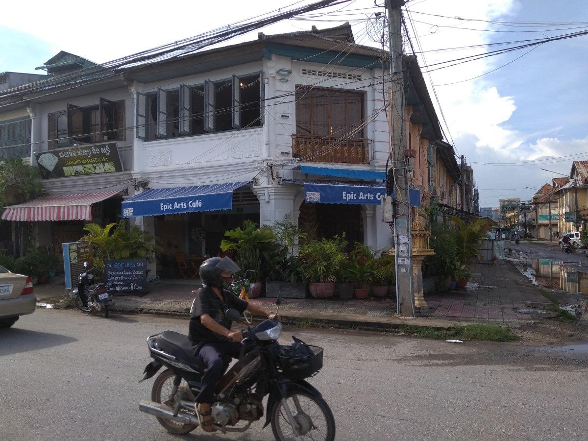 Kambodzsai történetek – két vállalkozás, egycél