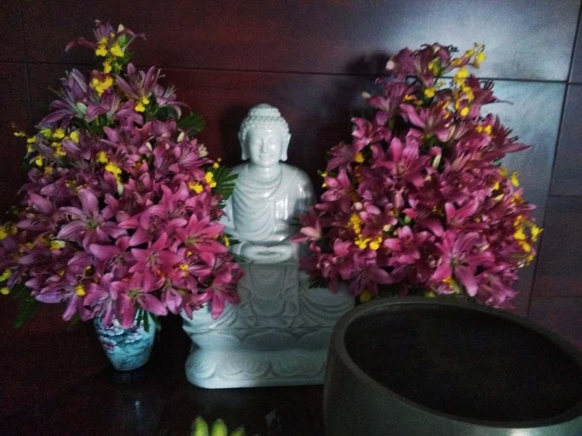 Tíz nap egy meditációsközpontban