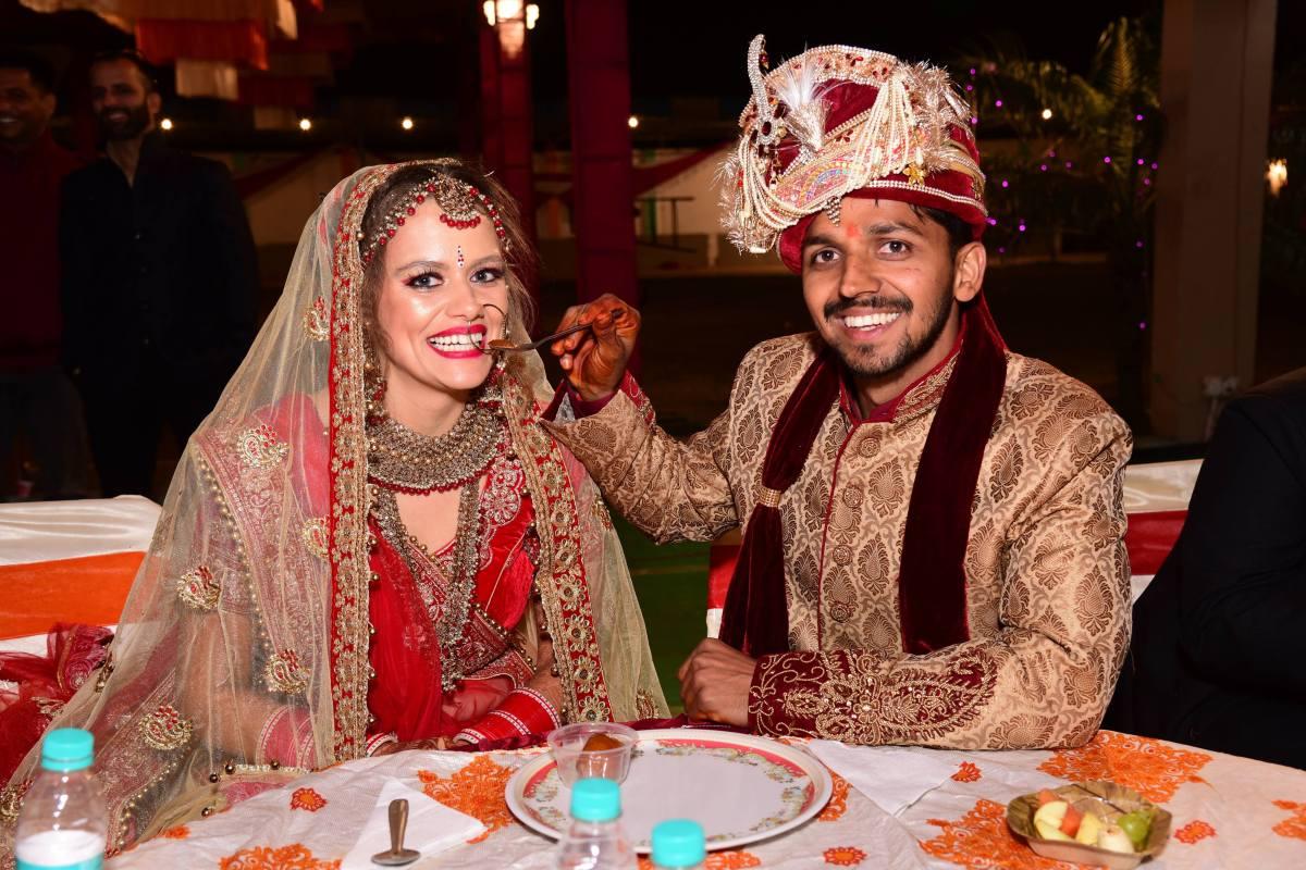 Az indiai esküvősztori